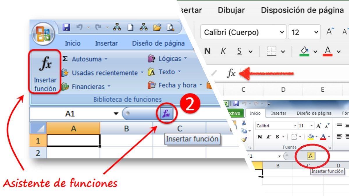 Qué es una función en Excel
