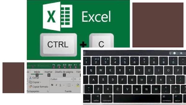 Comandos de Excel